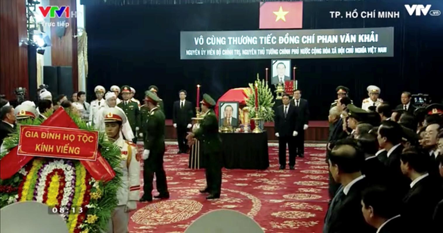 Bat dau le vieng nguyen Thu tuong Phan Van Khai o Hoi truong Thong Nhat-Hinh-6