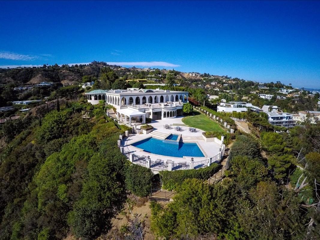 Sieu biet thu 65 trieu USD ben suon doi Beverly Hills-Hinh-2