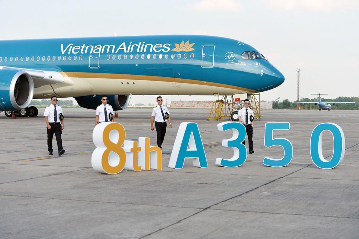 Can canh sieu may bay A350-900 thu 8 cua Vietnam Airlines-Hinh-7
