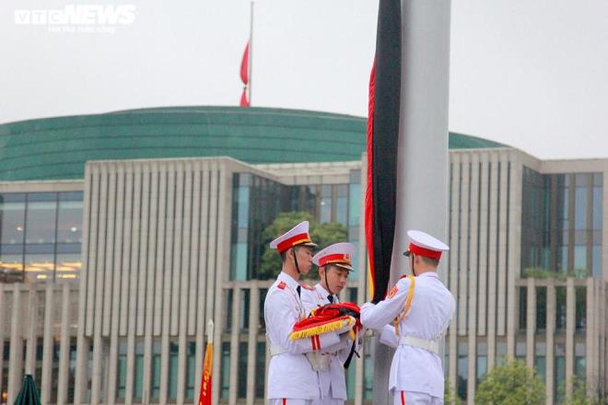 Anh: Le treo co ru Quoc tang nguyen Tong Bi thu Le Kha Phieu-Hinh-6