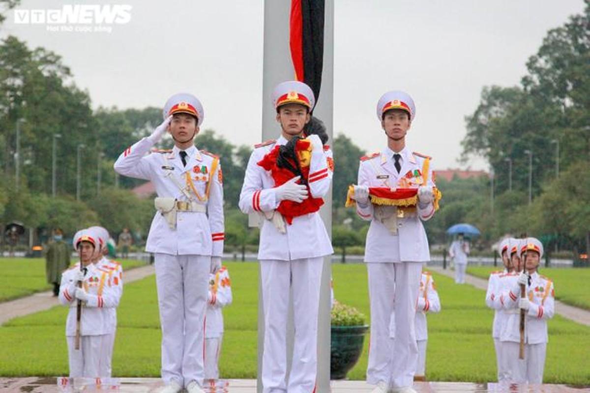 Anh: Le treo co ru Quoc tang nguyen Tong Bi thu Le Kha Phieu-Hinh-7