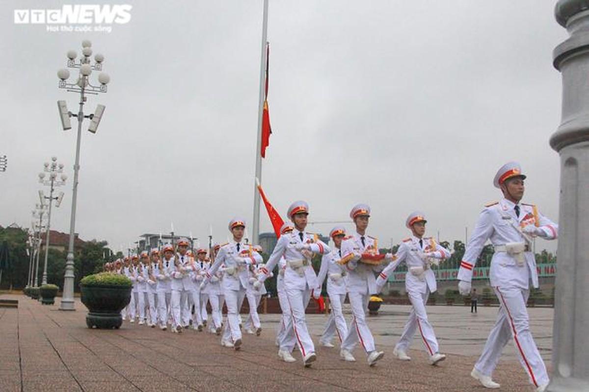 Anh: Le treo co ru Quoc tang nguyen Tong Bi thu Le Kha Phieu-Hinh-8