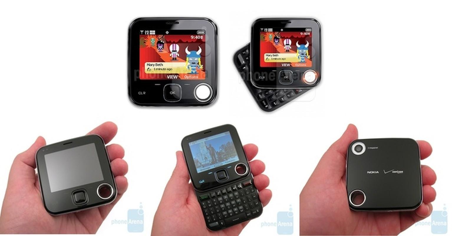 Nhung chiec dien thoai cua Nokia tung khuay dao thi truong-Hinh-6