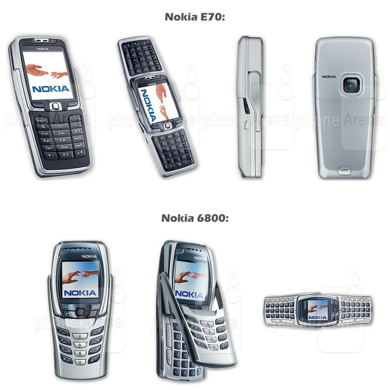Nhung chiec dien thoai cua Nokia tung khuay dao thi truong