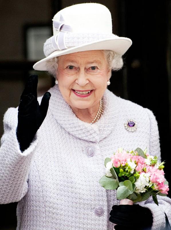 Bi quyet song tho cua Nu hoang Anh Elizabeth II-Hinh-8