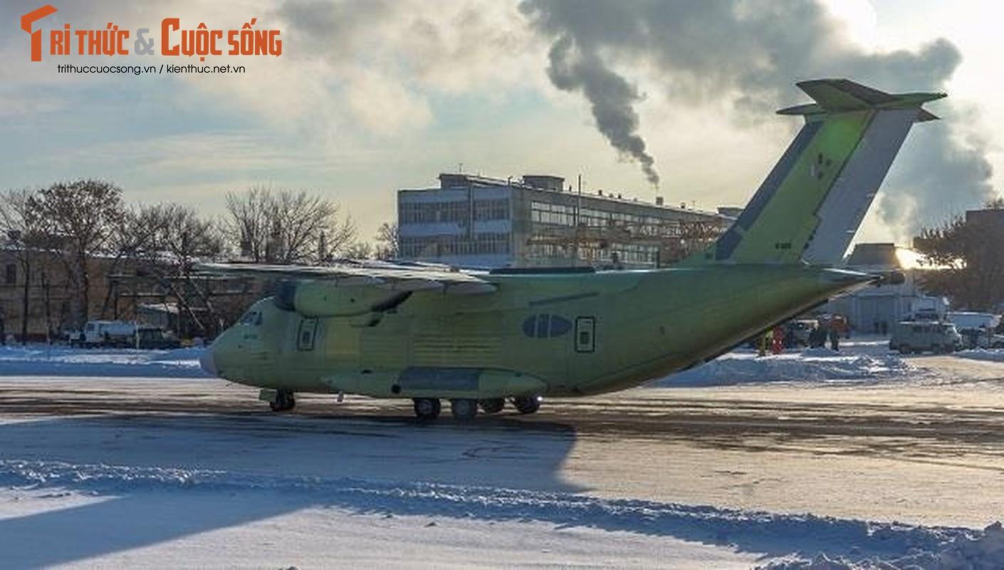 May bay van tai the he moi Il-112 cua Nga da san sang thay the An-26-Hinh-2
