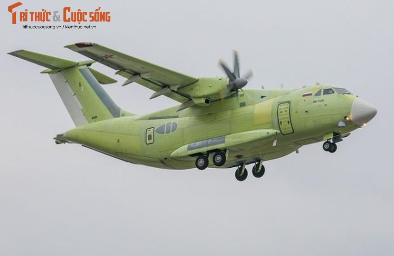 May bay van tai the he moi Il-112 cua Nga da san sang thay the An-26-Hinh-3