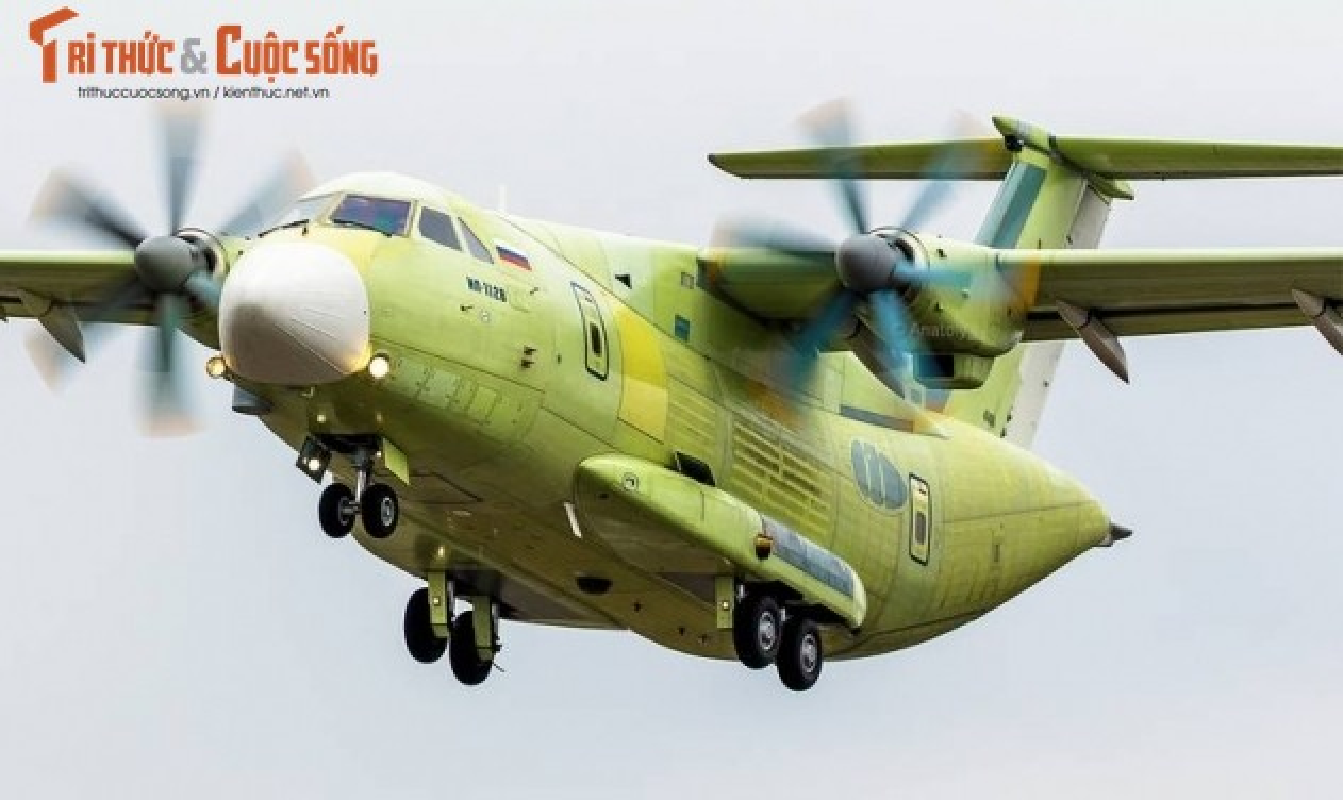 May bay van tai the he moi Il-112 cua Nga da san sang thay the An-26-Hinh-5