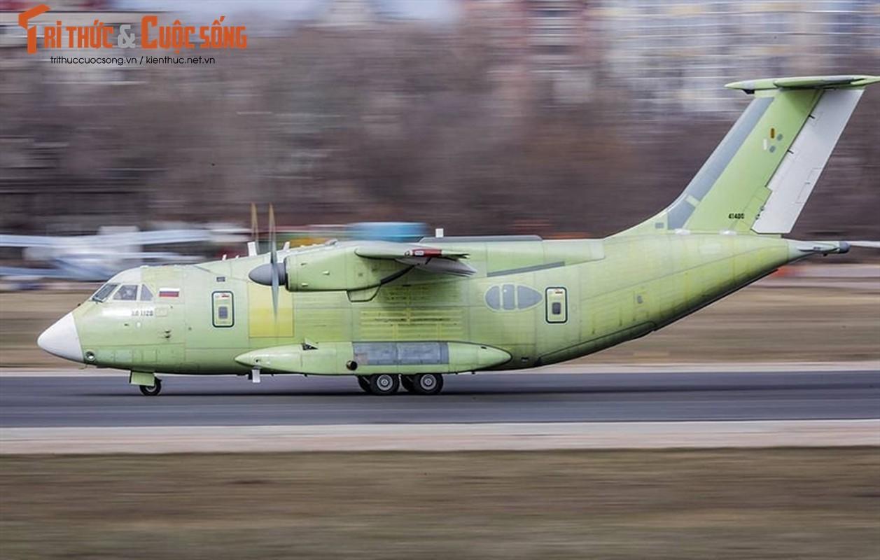 May bay van tai the he moi Il-112 cua Nga da san sang thay the An-26-Hinh-6