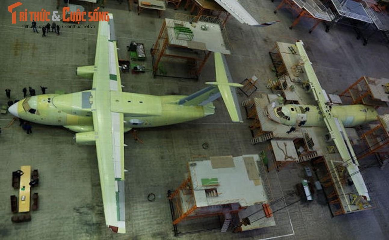 May bay van tai the he moi Il-112 cua Nga da san sang thay the An-26-Hinh-8
