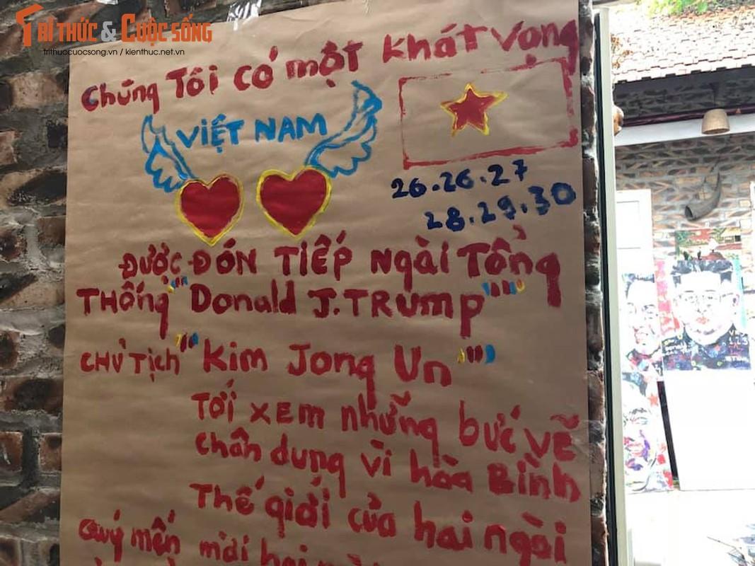 """Bo anh """"Donald Trump - Kim Jong Un"""" Thuong dinh My Trieu doc nhat cua hoa si Viet-Hinh-12"""