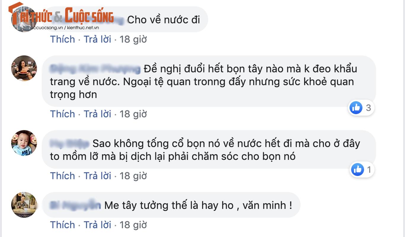 "Dan tinh buc xuc du khach nuoc ngoai ""luoi"" deo khau trang giua dich Covid-19-Hinh-8"