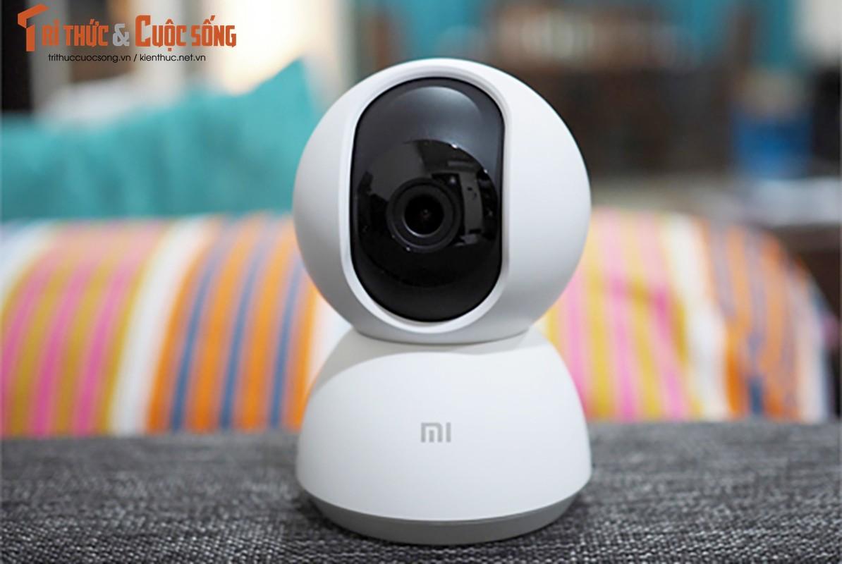 Chi tiet camera chong trom Xiaomi chat luong 2K xoay 360 do-Hinh-10