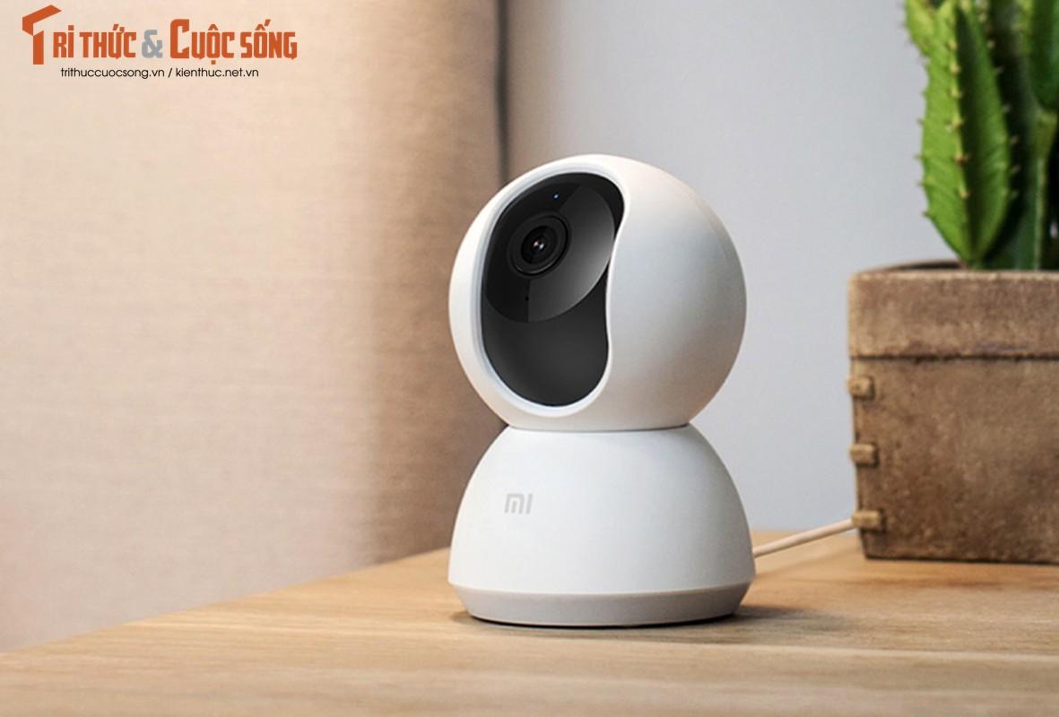Chi tiet camera chong trom Xiaomi chat luong 2K xoay 360 do-Hinh-3