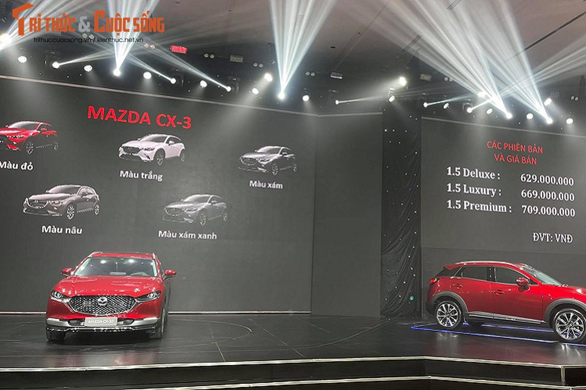 Mazda CX-3 va CX-30, cao nhat 899 trieu dong tai Viet Nam-Hinh-11