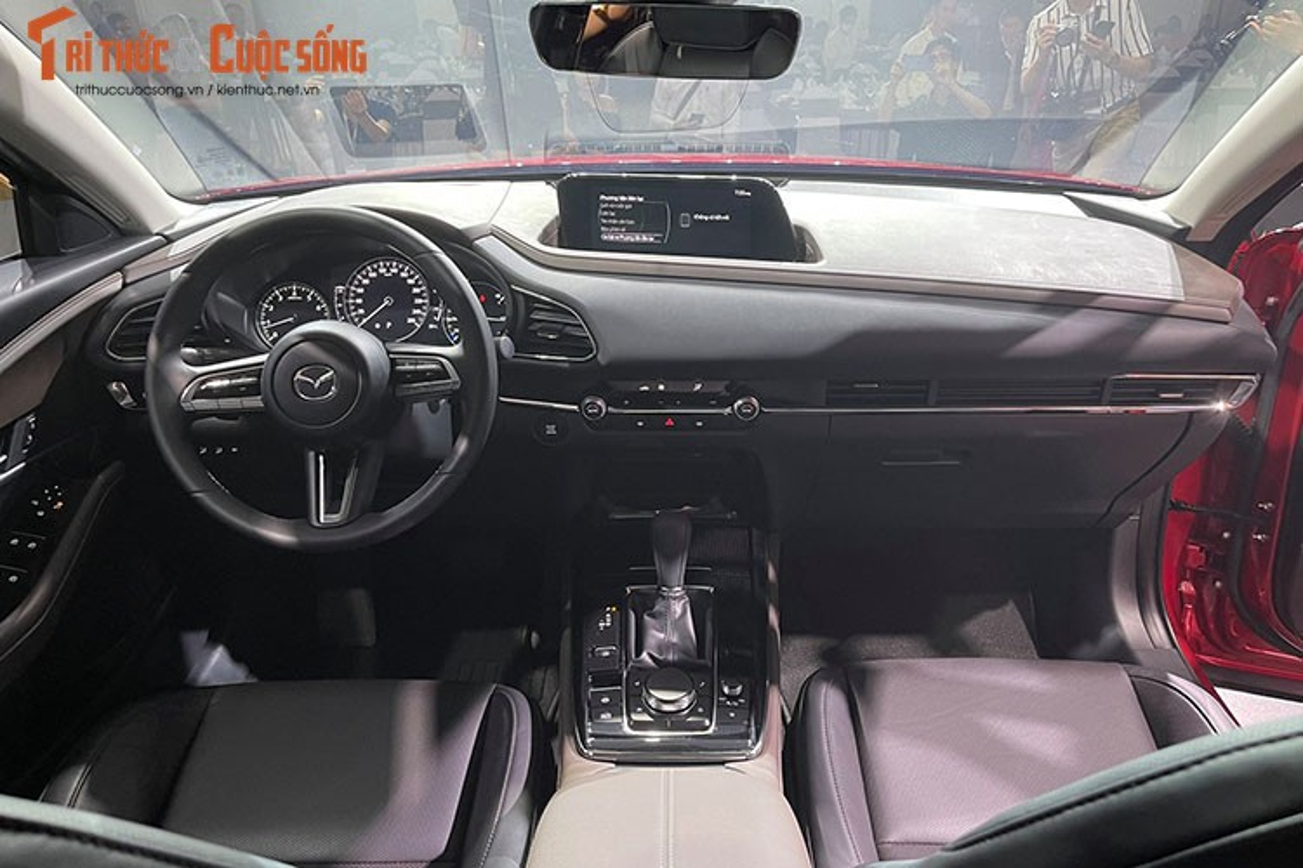 Mazda CX-3 va CX-30, cao nhat 899 trieu dong tai Viet Nam-Hinh-7