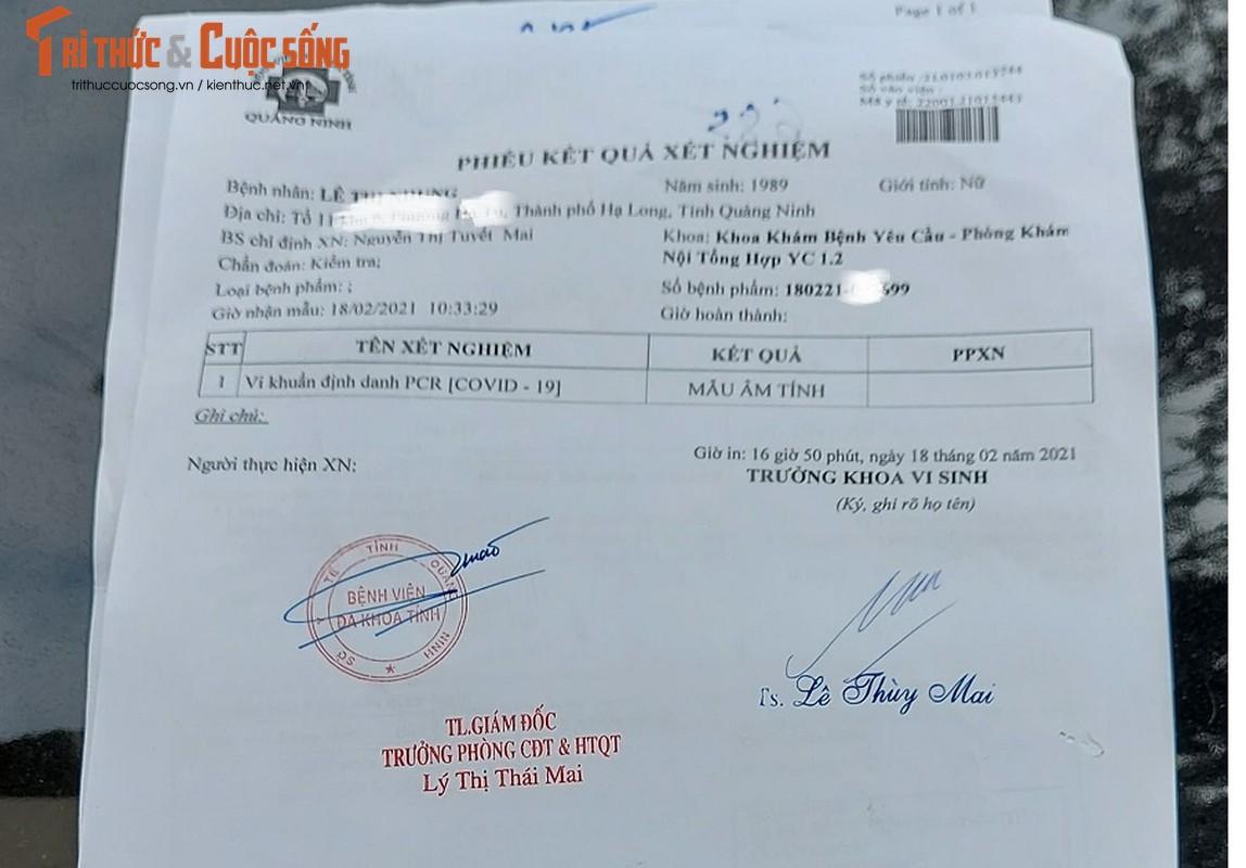 Can canh nguoi Quang Ninh di xet nghiem COVID-19 tra phi tai Benh vien-Hinh-8