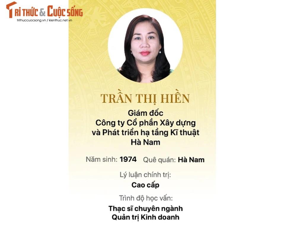 Chan dung 15 doanh nhan trung cu Dai bieu Quoc hoi khoa 15-Hinh-4