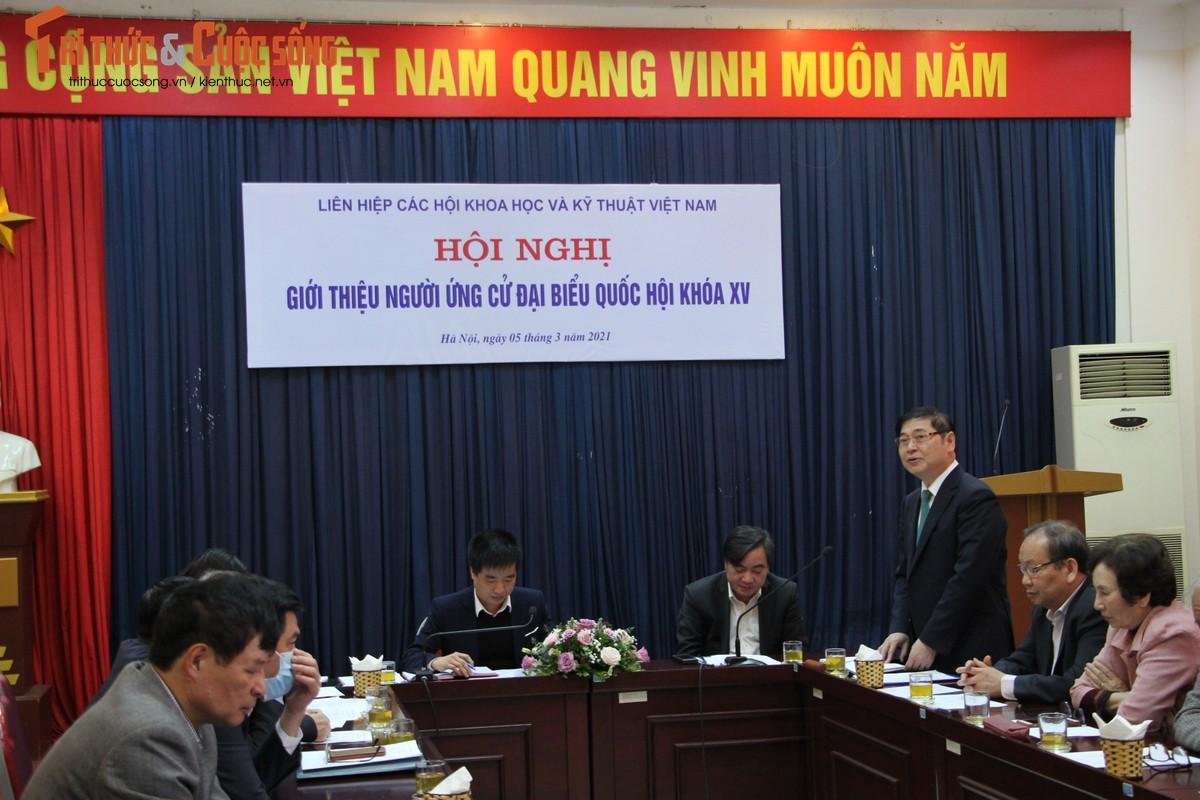 Gioi tri thuc tin tuong TSKH Phan Xuan Dung khi ung cu Dai bieu Quoc hoi khoa XV-Hinh-12