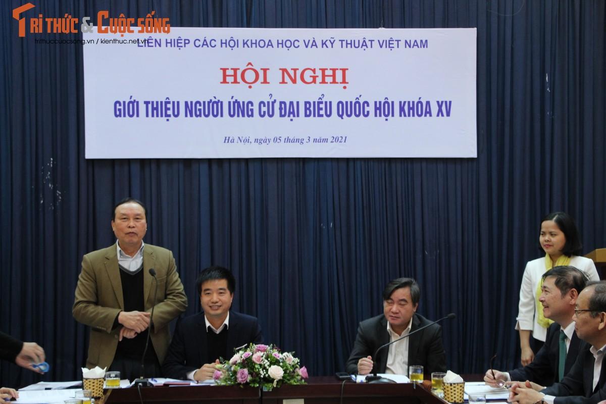 Gioi tri thuc tin tuong TSKH Phan Xuan Dung khi ung cu Dai bieu Quoc hoi khoa XV-Hinh-13