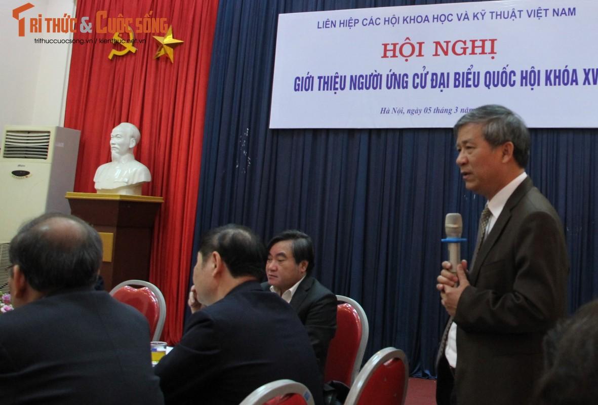 Gioi tri thuc tin tuong TSKH Phan Xuan Dung khi ung cu Dai bieu Quoc hoi khoa XV-Hinh-8