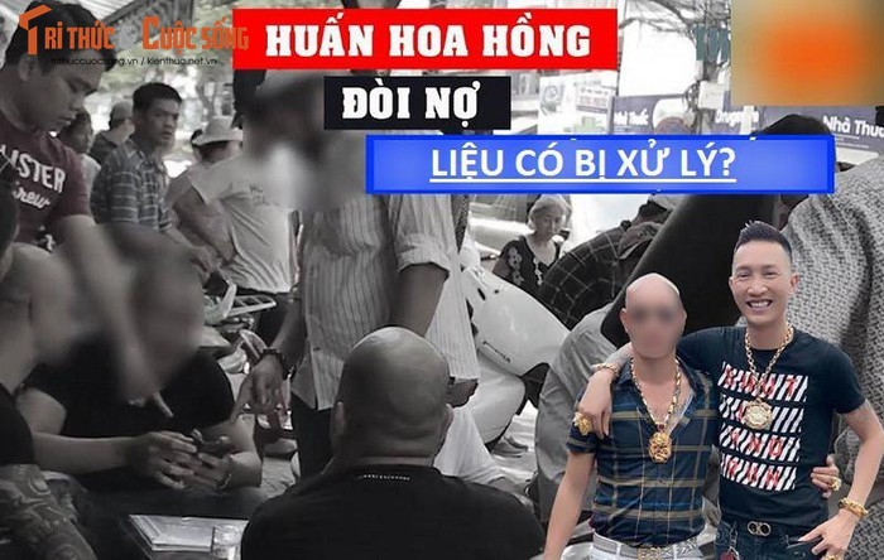 An choi sa doa, thac loan ma tuy... Huan