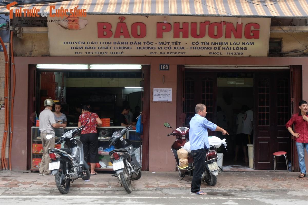 """Banh trung thu Bao Phuong """"hot"""" nhat Thu do vang ve khac thuong"""