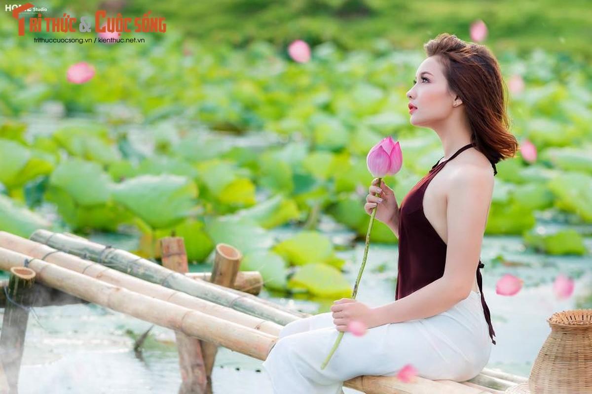 Hot girl lai Viet - Nga tro lai voi bo anh sen an tuong-Hinh-6