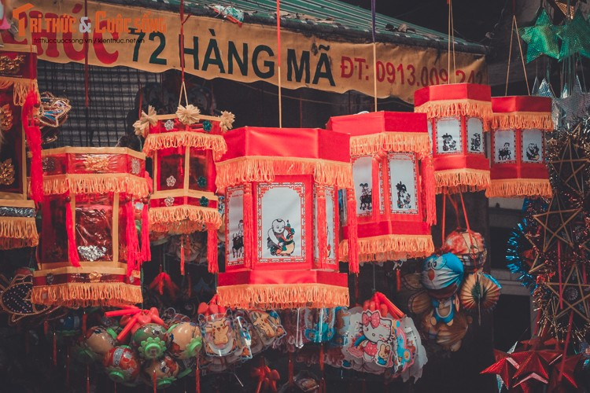 Do choi Trung thu truyen thong nhuom do pho phuong Ha Noi-Hinh-3