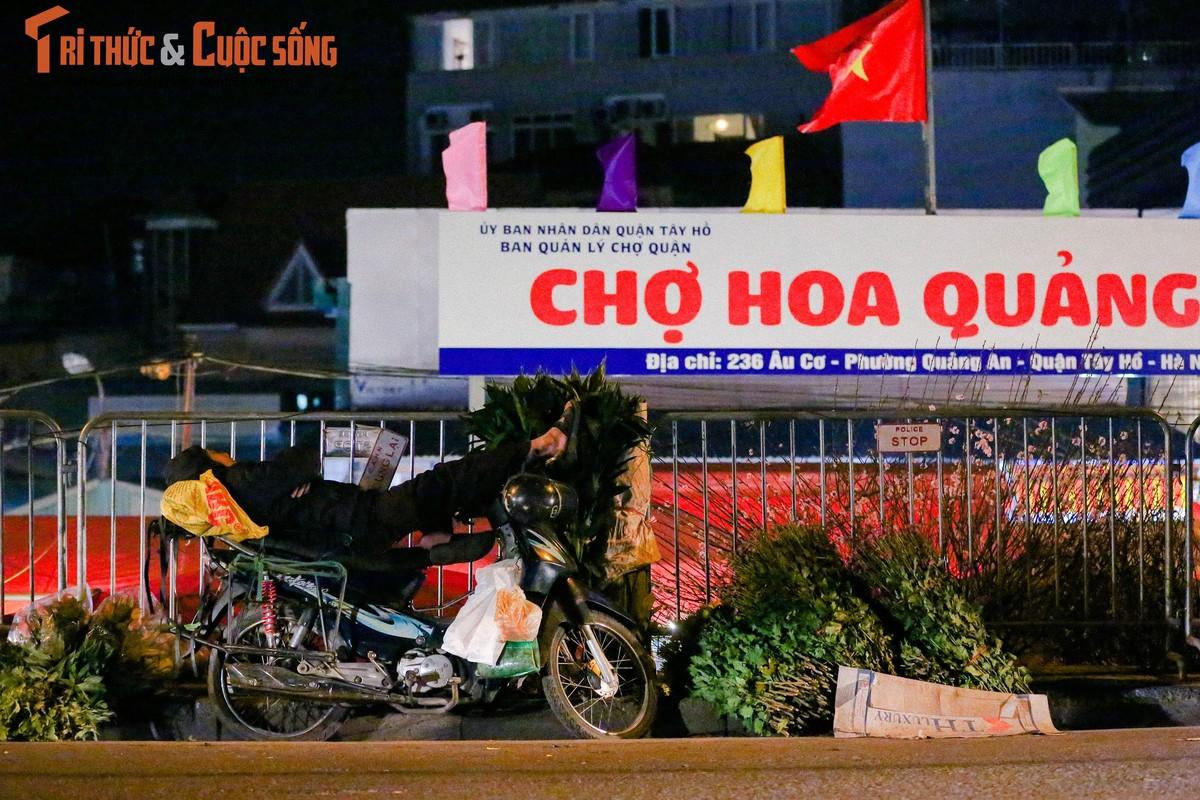 "Cho hoa Tet tap nap ""ke ban, nguoi mua"" den ngay cuoi cung nam Am lich-Hinh-12"