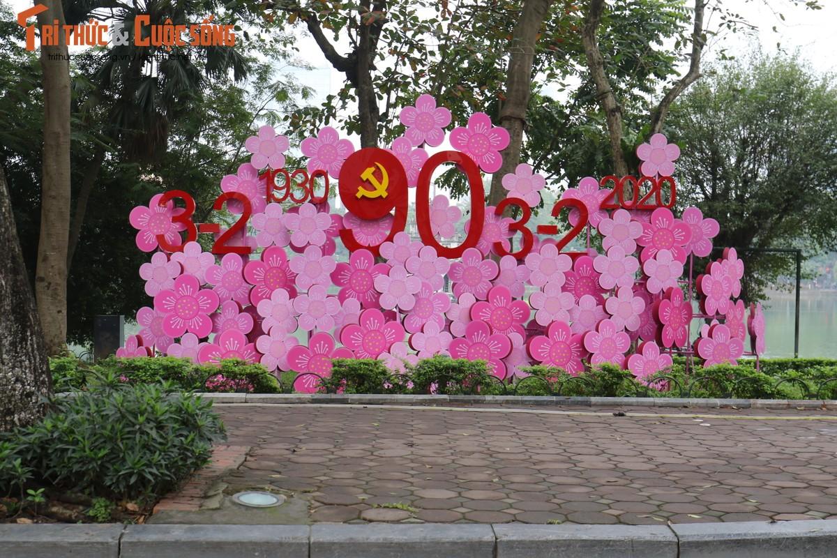 Duong pho Ha Noi rop co hoa tung bung chao don nam moi 2020-Hinh-9