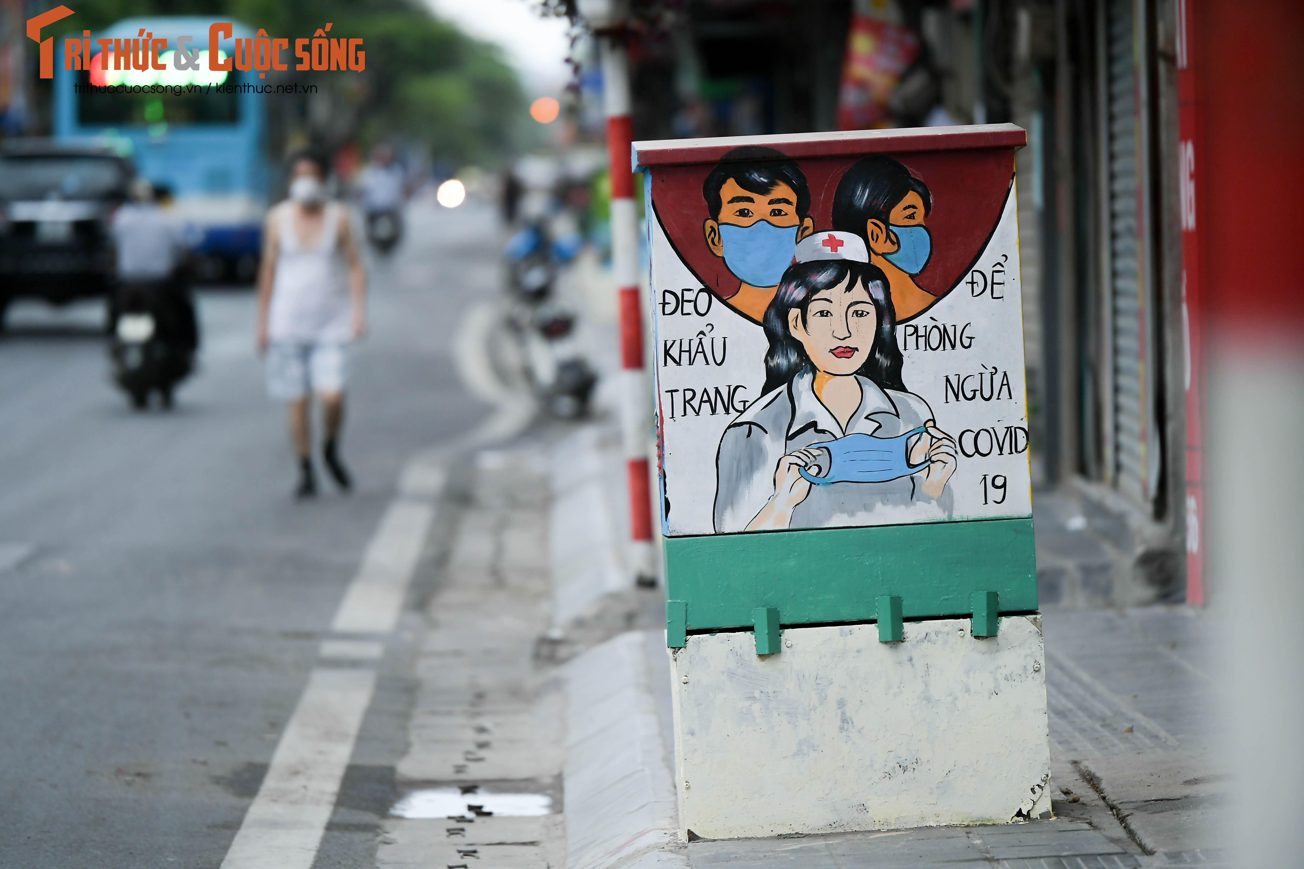 Bot dien Ha Noi bat ngo ton vinh