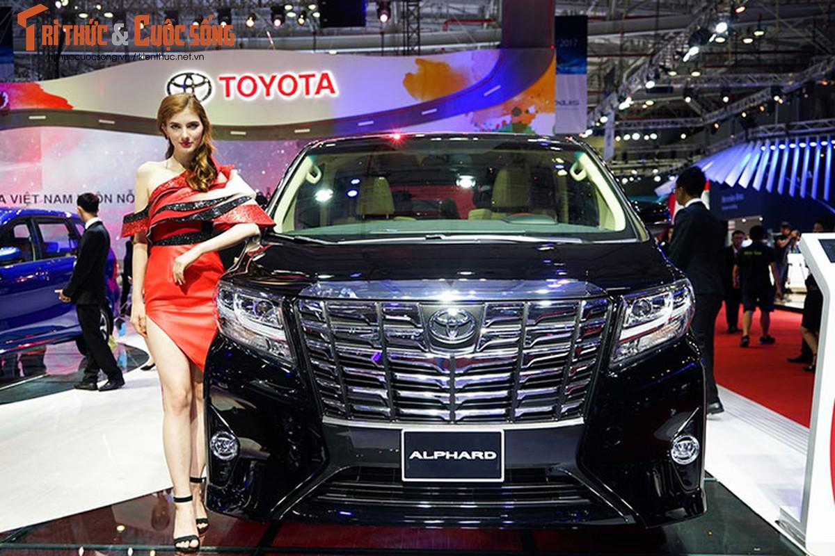 "Soi dan xe Toyota ""moi cung"" tai trien lam oto VMS 2017-Hinh-11"