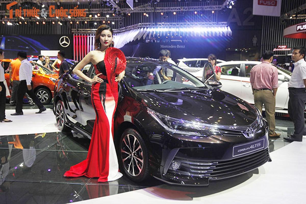 "Soi dan xe Toyota ""moi cung"" tai trien lam oto VMS 2017-Hinh-12"