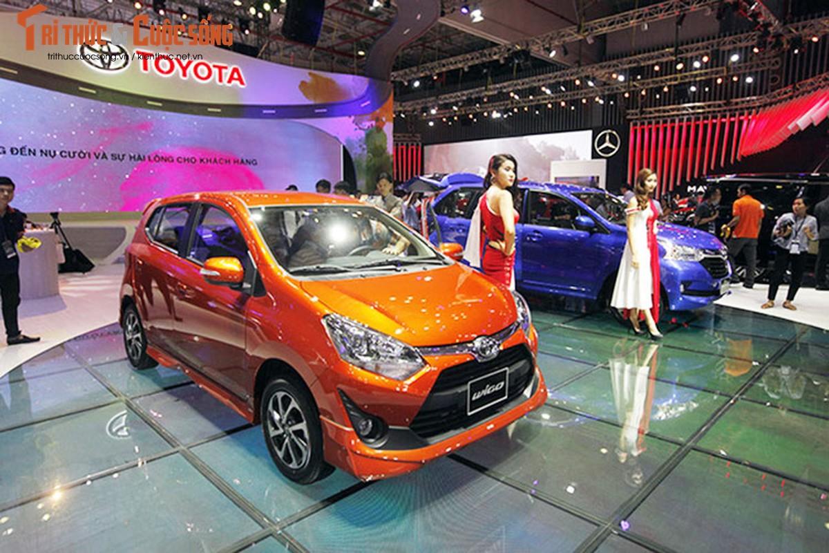 "Soi dan xe Toyota ""moi cung"" tai trien lam oto VMS 2017-Hinh-3"