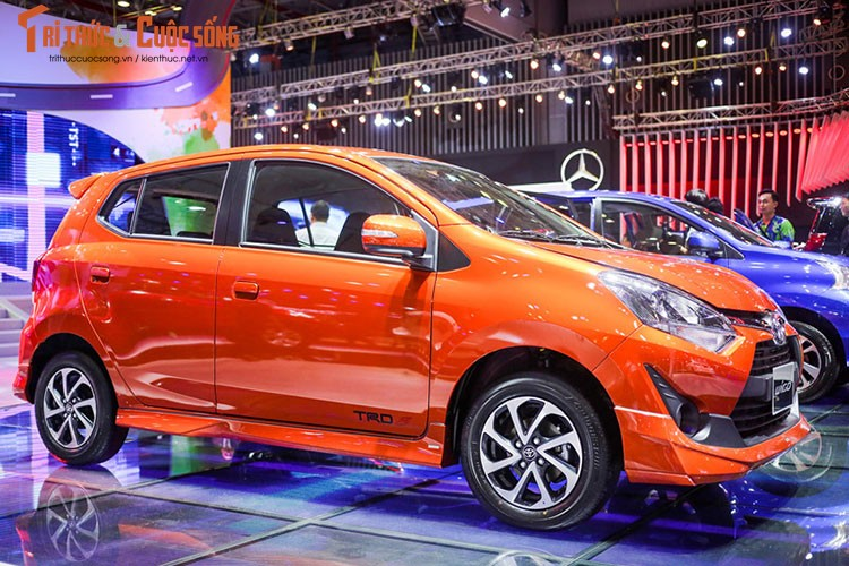"Soi dan xe Toyota ""moi cung"" tai trien lam oto VMS 2017-Hinh-4"