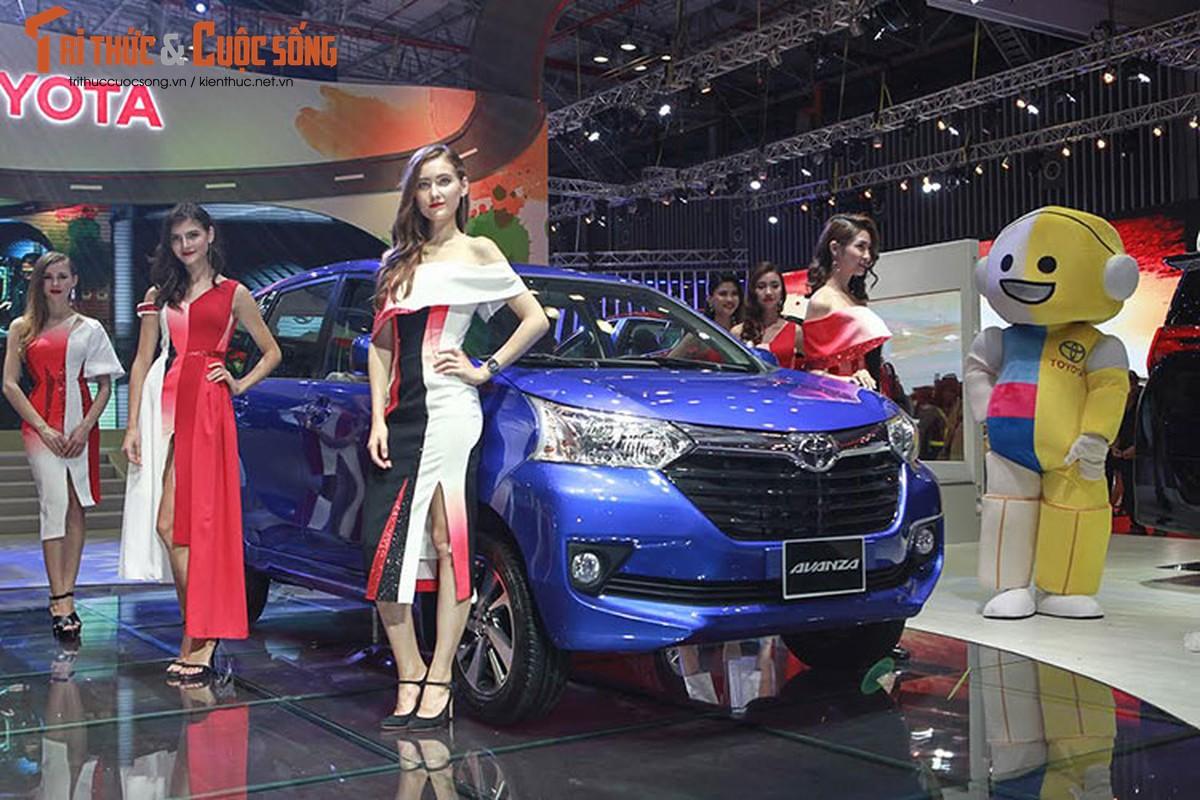 "Soi dan xe Toyota ""moi cung"" tai trien lam oto VMS 2017-Hinh-7"