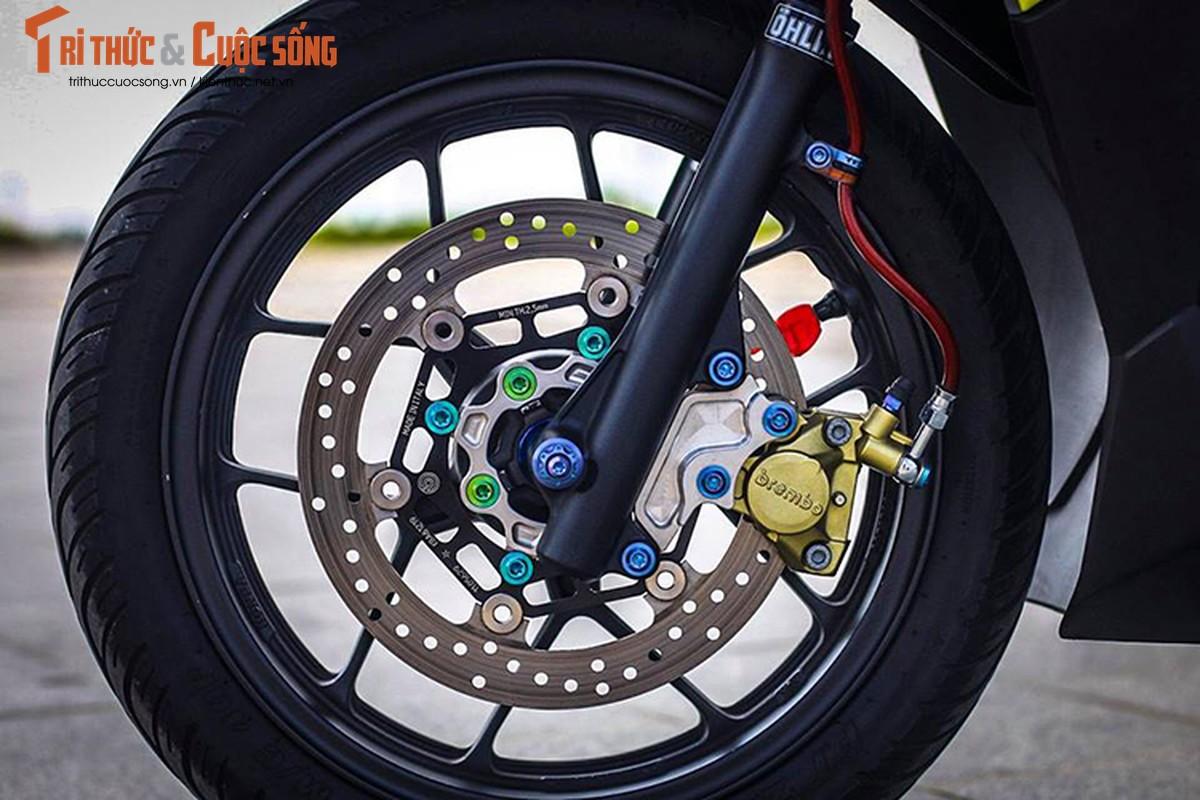 Xe ga Honda Vario gia 70 trieu sieu ca tinh tai Sai Gon-Hinh-4