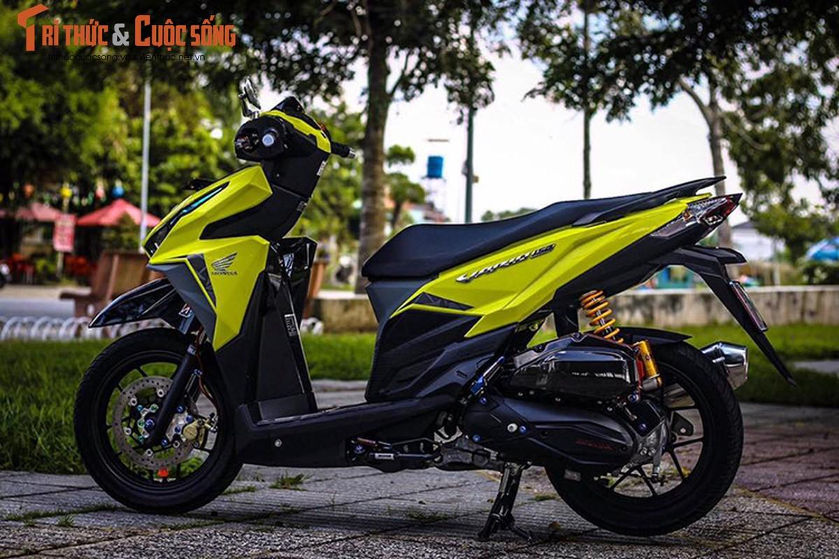 Xe ga Honda Vario gia 70 trieu sieu ca tinh tai Sai Gon-Hinh-9