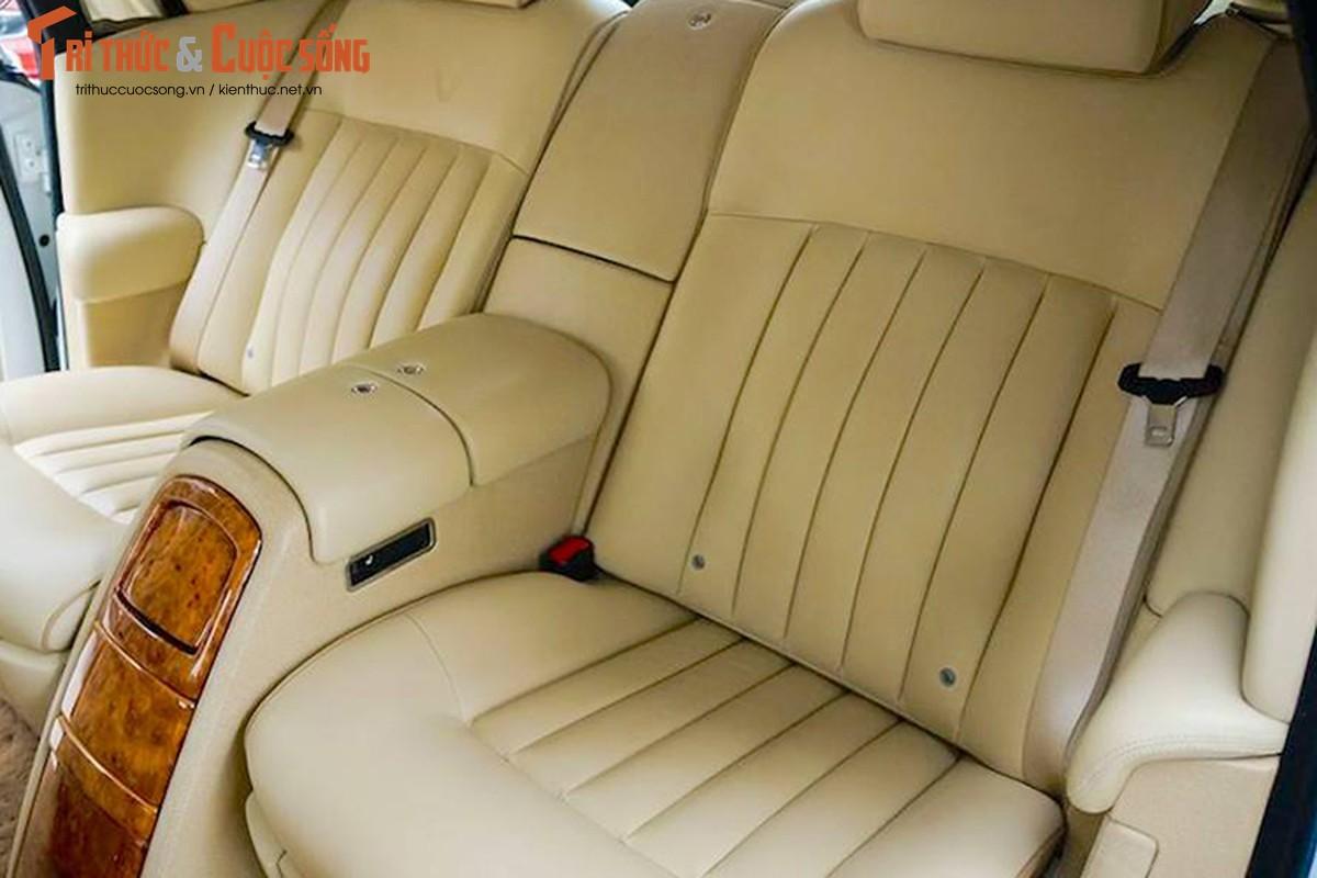 Can canh Rolls-Royce Phantom 2008 gia 11 ty tai Sai Gon-Hinh-10