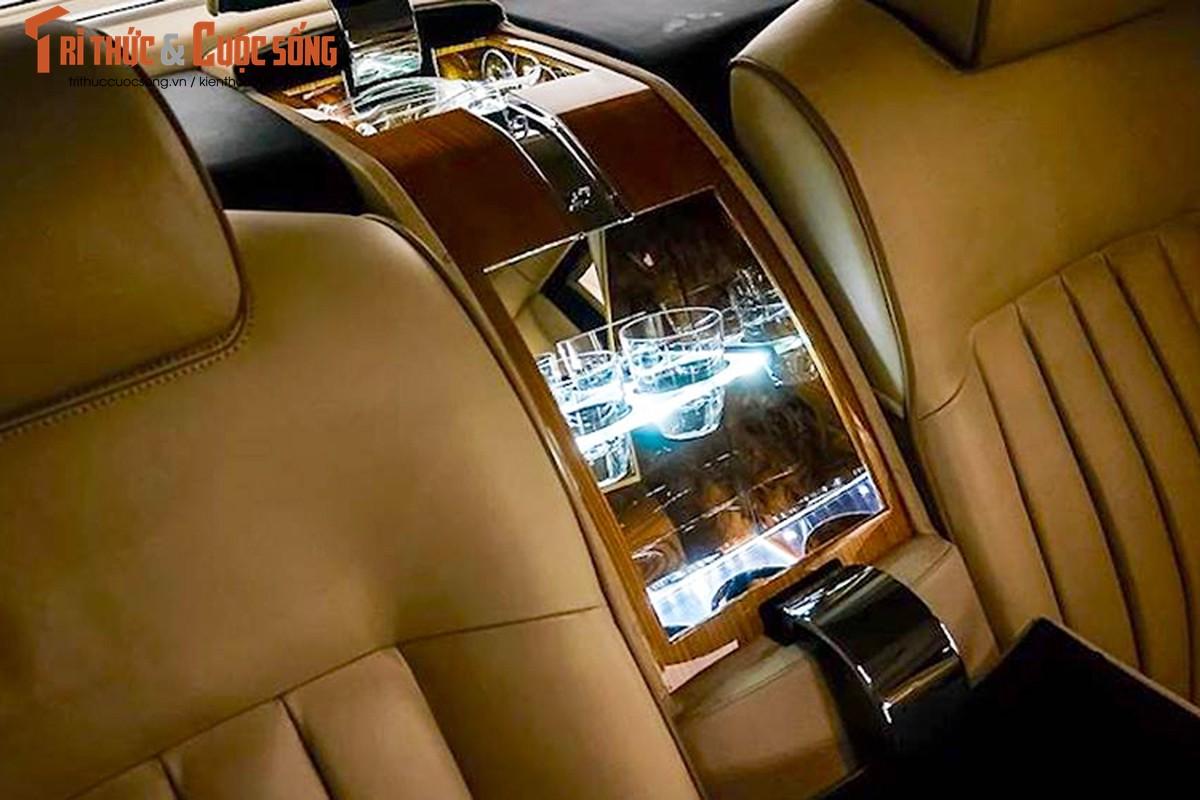 Can canh Rolls-Royce Phantom 2008 gia 11 ty tai Sai Gon-Hinh-11