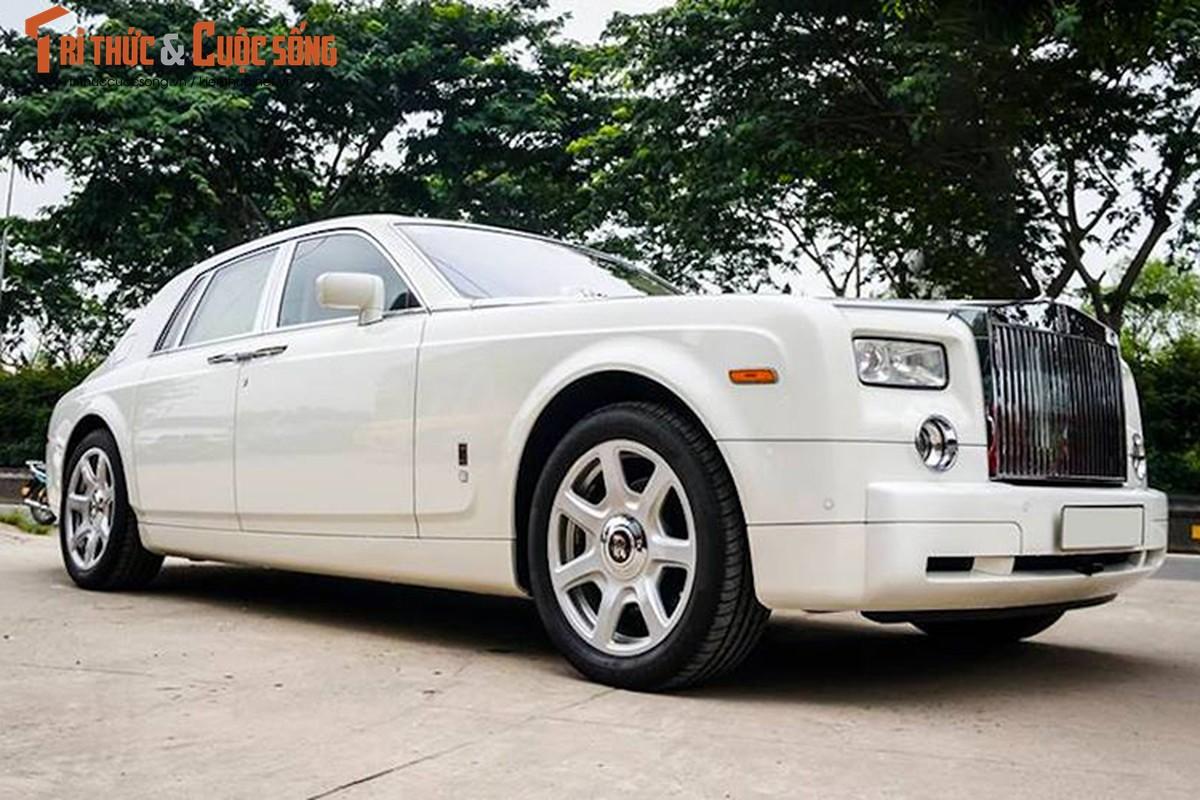 Can canh Rolls-Royce Phantom 2008 gia 11 ty tai Sai Gon-Hinh-13
