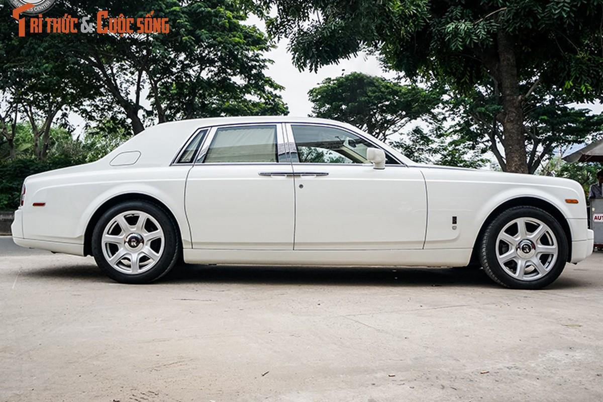 Can canh Rolls-Royce Phantom 2008 gia 11 ty tai Sai Gon-Hinh-2