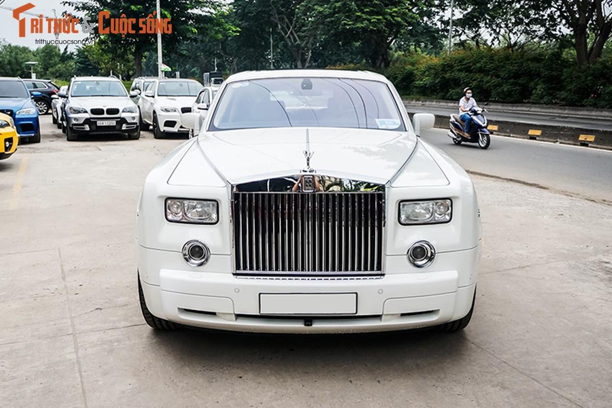 Can canh Rolls-Royce Phantom 2008 gia 11 ty tai Sai Gon-Hinh-3