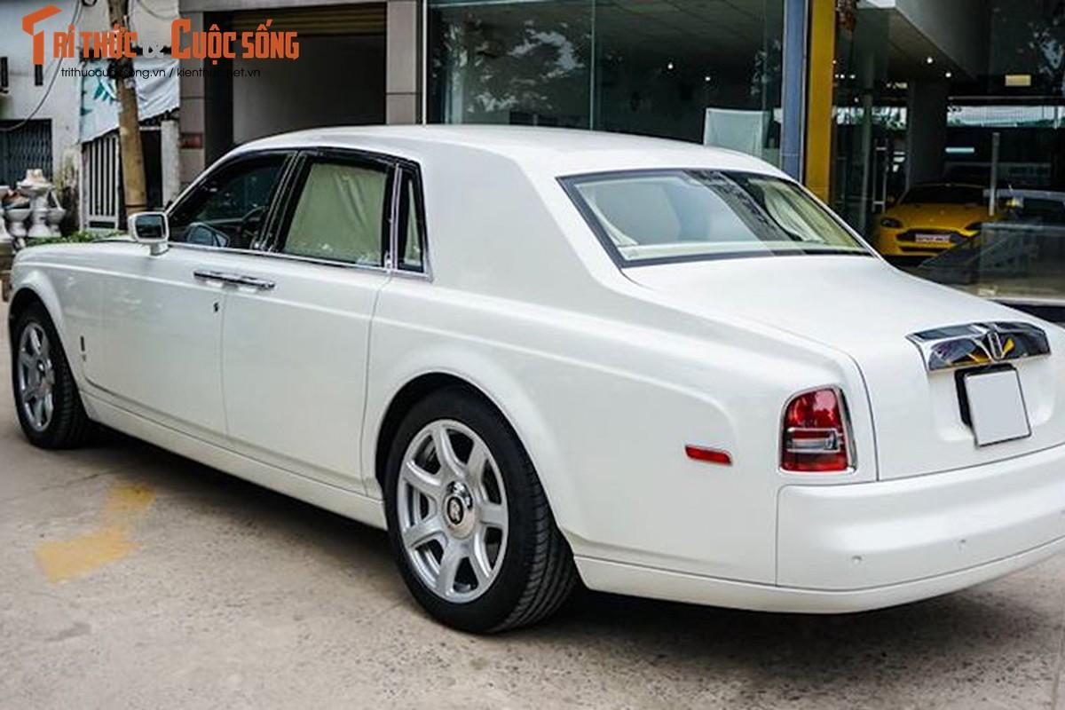 Can canh Rolls-Royce Phantom 2008 gia 11 ty tai Sai Gon-Hinh-5