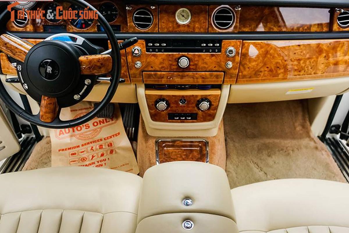 Can canh Rolls-Royce Phantom 2008 gia 11 ty tai Sai Gon-Hinh-7