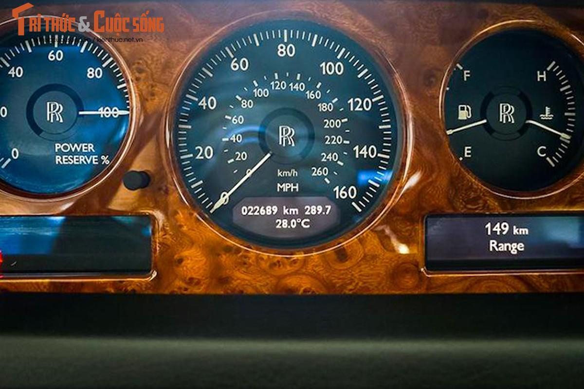 Can canh Rolls-Royce Phantom 2008 gia 11 ty tai Sai Gon-Hinh-9