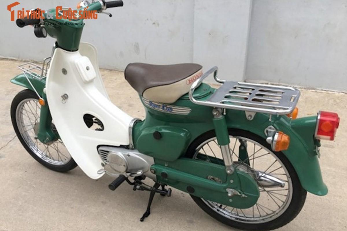 Honda Super Cub chay gan 40 nam gia hon 100 trieu dong-Hinh-11