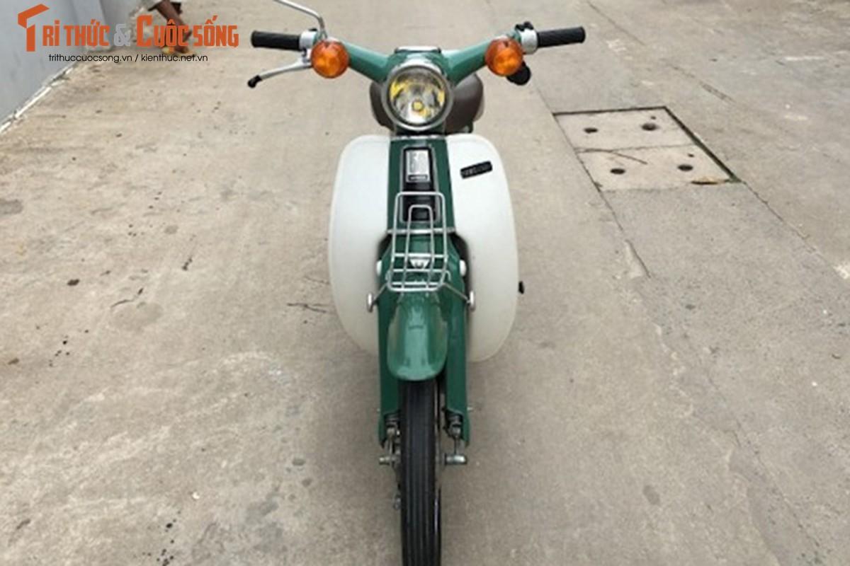 Honda Super Cub chay gan 40 nam gia hon 100 trieu dong-Hinh-2