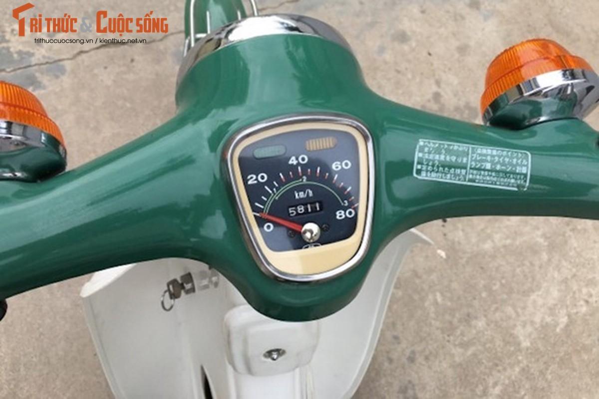 Honda Super Cub chay gan 40 nam gia hon 100 trieu dong-Hinh-5